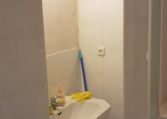 Rekonstrukce bytu 45m (2 pokoje, kk, koupelna, satnik)