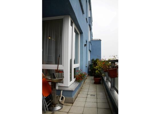 Oprava/výměna dlažby na terase