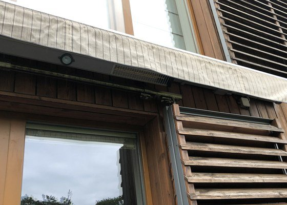 Drobne elektrikarske prace v byte - posun zasuvek, uprava osvetleni na terase z bodovych halogenovych svetelna led atd