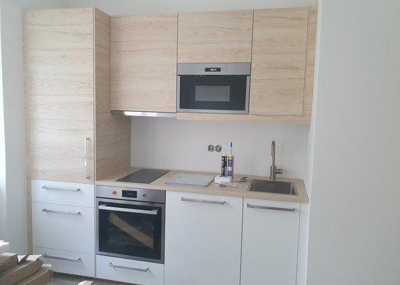 Montáž kuchyně IKEA (rovná, 2,7m) + drobné práce