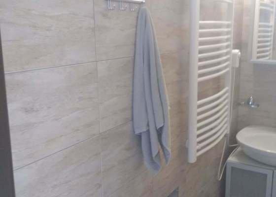 Rekonstrukce kuchyně a koupelny/záchoda na Praze 10 - červenec/srpen