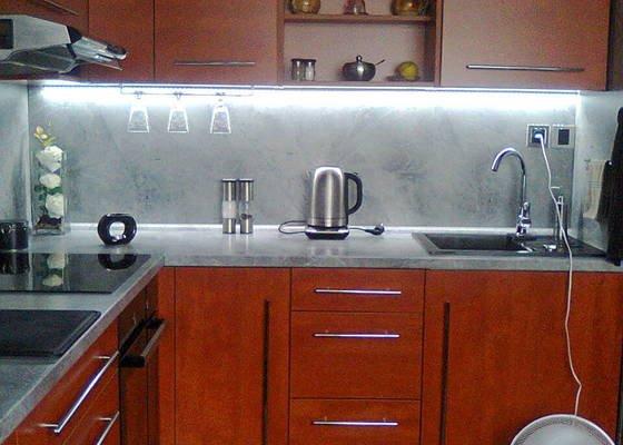 Led osvětlení pod kuchyňskou linku