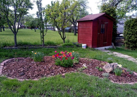 Návrh ( a případně realizace ) zahrady