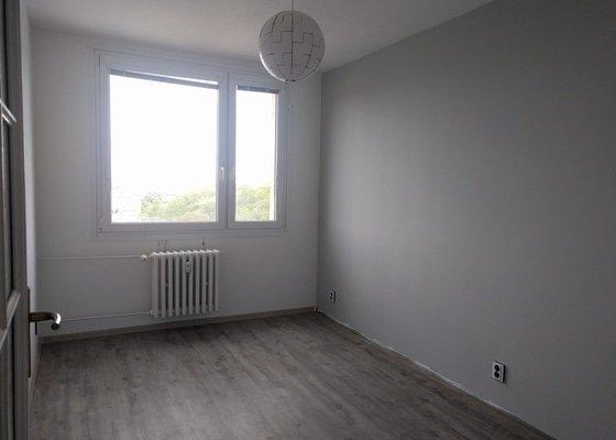 Částečná rekonstrukce bytu panelového bytu 2+kk
