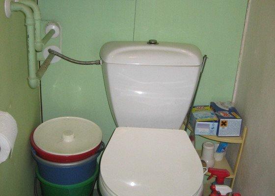 Rekonstrukce koupelny v panelaku bez bourani