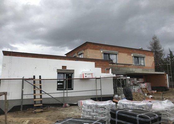 Zatepleni fasady + klempířské práce - Říčany u Prahy, Pacov
