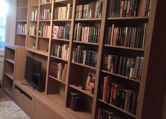Výroba knihovny na míru