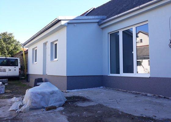 Zateplení + rekonstrukce fasády  Zdice (okres Beroun)