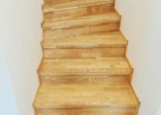 Oblozeni schodiště