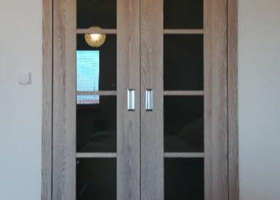 Dveře do šatny
