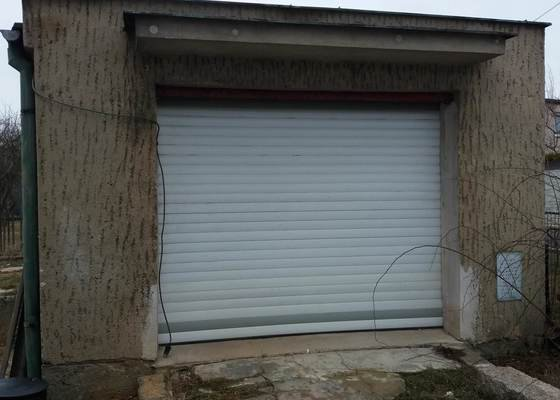 Bourání garáže