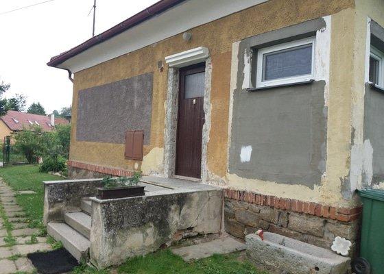 Rekonstrukce venkovních schodů