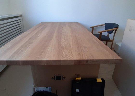 Seříznutí desky stolu