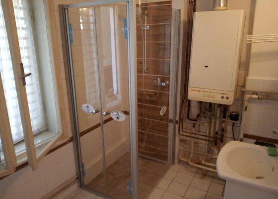 Rekonstrukce koupelny v Havlíčkově Brodě