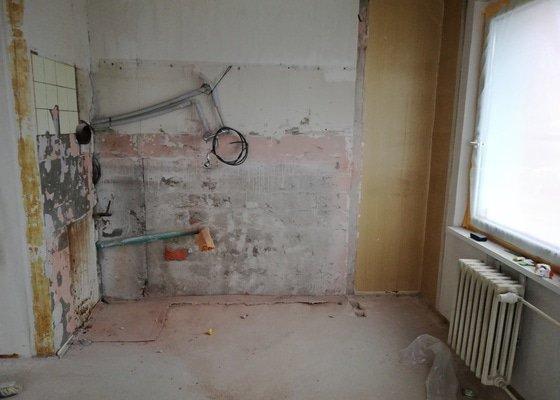 Rekonstrukce bytu cca 75m2