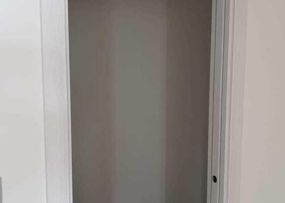 Šatna - úložné prostory