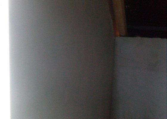 Strojní omítky - jádro + štuk 350m2