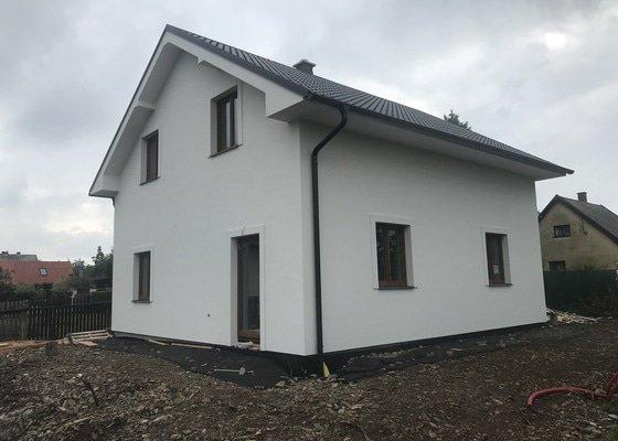 Výstavba rodinného domu na klíč