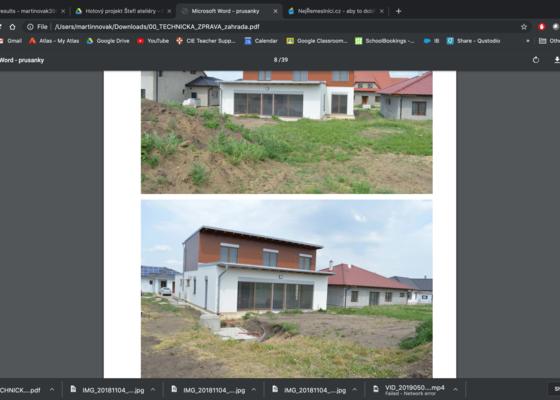 Dlažebné a zednické práce - Zednictví Rosypálek