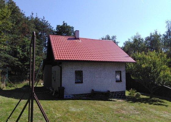 Výměna eternitové střechy