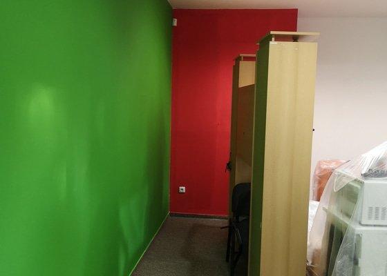 Vymalování místnosti