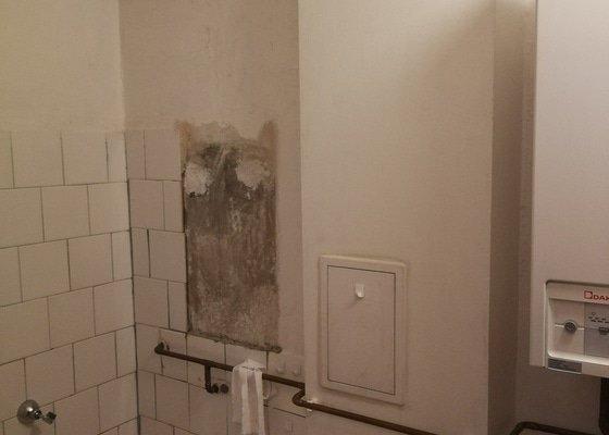 Vyklízení + vymalování byt 1+1 HK