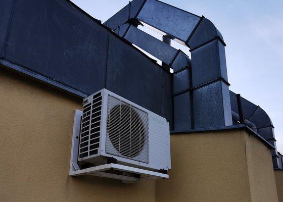 Klimatizace: servis a cisteni