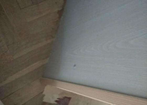 Rekonstrukce podlahy - parkety