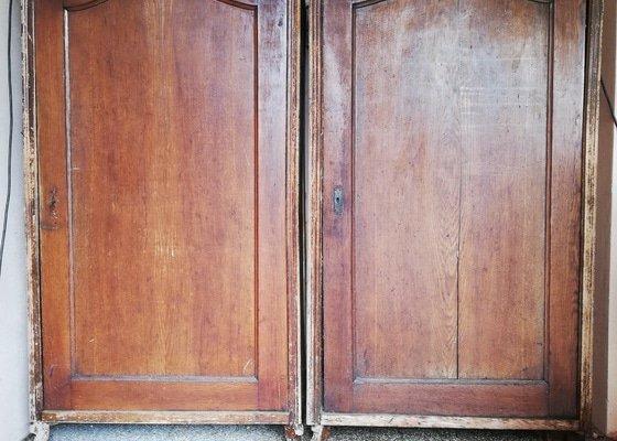 Renovace starožitnych skříni