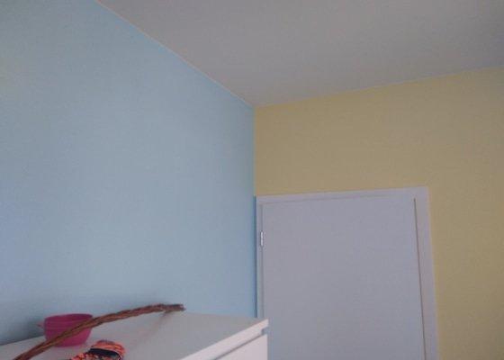 Malování dětských pokojů