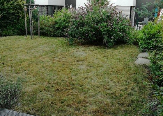 Posekat trávník
