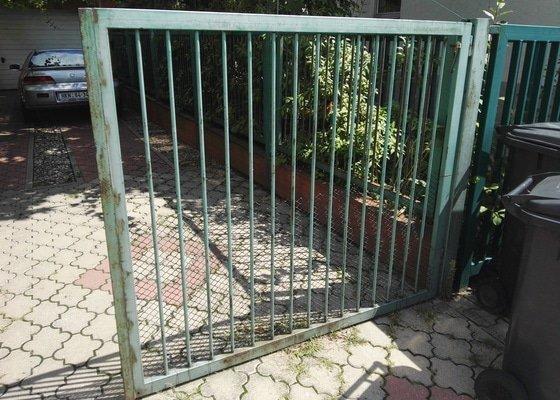 Vyrobení a montáž brány