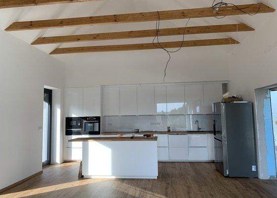 Montáž IKEA kuchyně - červenec