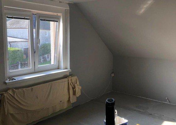 Revitalizace obývacího pokoje