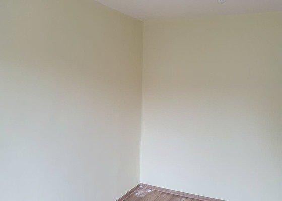 Vymalování bytu 2+1