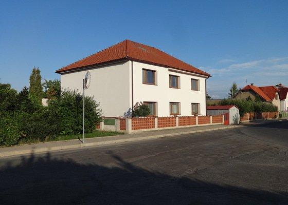 Zateplení domu včetně fasády