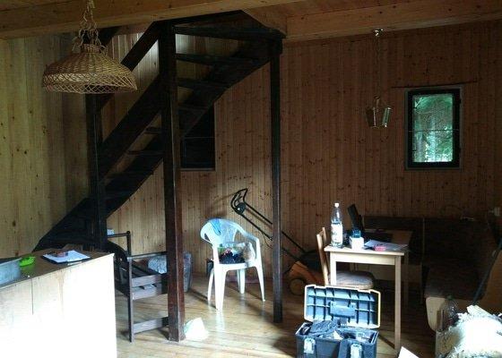 Rekonstrukce rekreační chaty