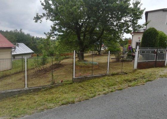 Jednorázová údržba zahrady - Srpen 2019