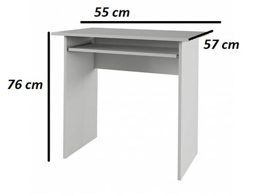 Výroba malého PC stolu