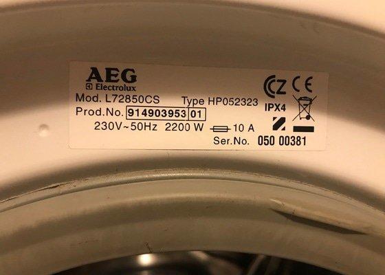 Buben pračky AEG dře