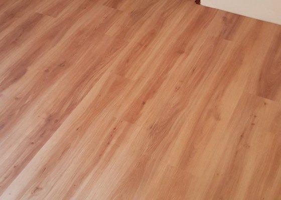 Vyrovnání podlahy z osb desek. Pokládka click vinylové podlahy Moduleo