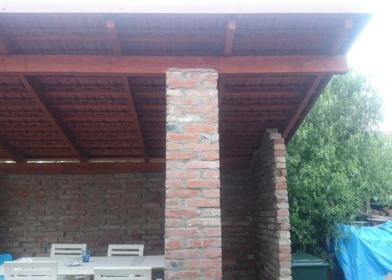 Rekonstrukce altánu