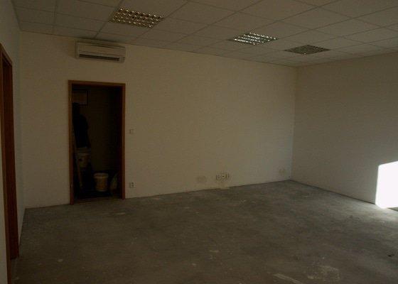 Nový fit-out kanceláře