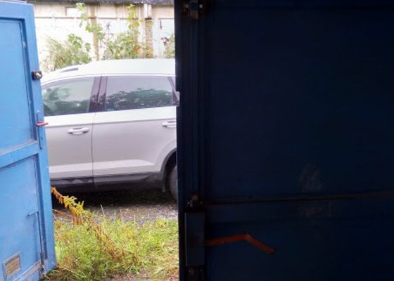 Oprava otvírání garážových vrat