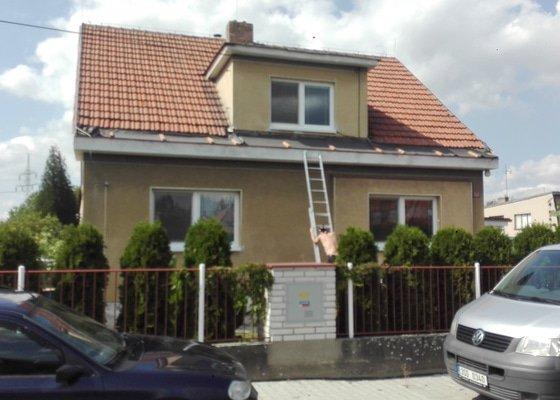 Výměna a oprava střechy