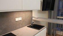 Betonovou stěrku do kuchyně