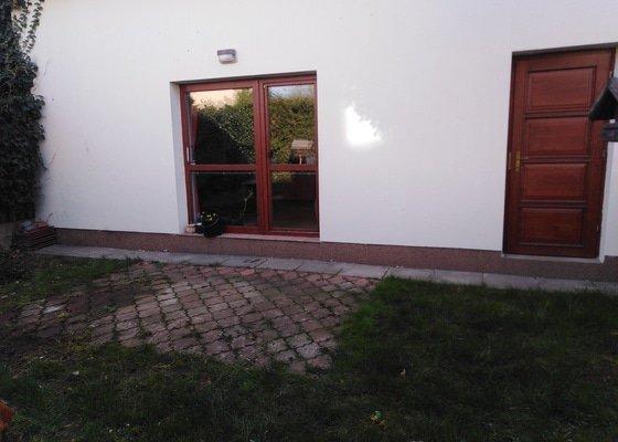 Zhotovení terasy včetně základové desky