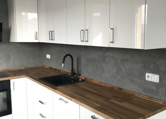 Montáž menší kuchyně IKEA