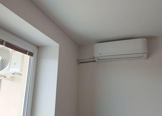 Klimatizace do bytu - návrh a montáž