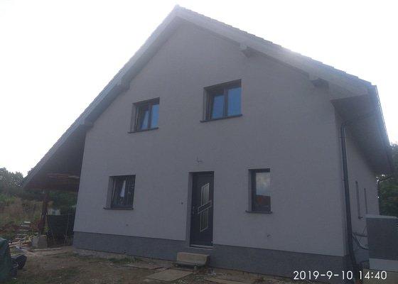 Zateplení domu, fasáda